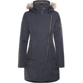 Bergans Sagene 3in1 Coat Women Outer:Dark Navy/Inner:Cocoa